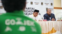 Forum Ojek Online Nasional Sampaikan Aspirasi ke PKS