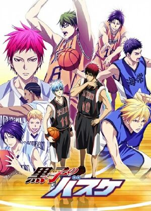 Kuroko No Basket - Season 3 - Kuroko No Basket - Season 3 (2015)