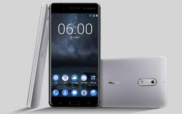 Resmi Harga dan Spesifikasi Nokia 6 Indonesia