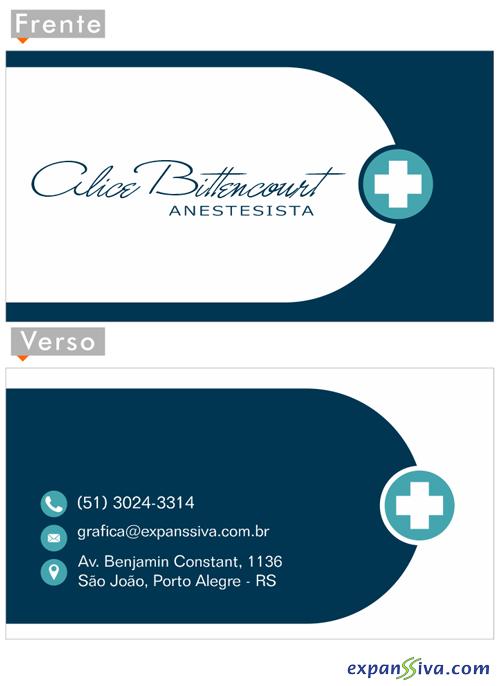 15 cartoes de visita criativos medicos 03 - 15 Cartões de Visita Super Criativos para Médicos