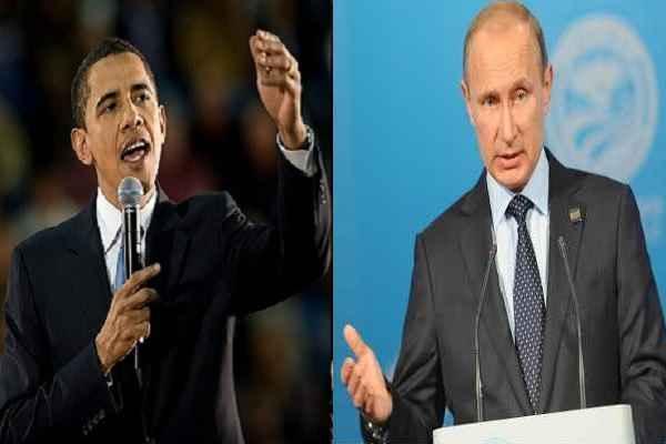 अमेरिका और रूस में शुरू हुई दुश्मनी, ओबामा ने रूस के 35 सरकारी अधिकारियों को भगाया