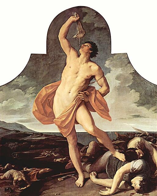 Guido Reni: Sansone vittorioso - dream men