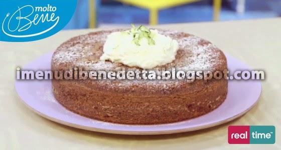 Torta Cocco E Zucchine La Ricetta Di Benedetta Parodi