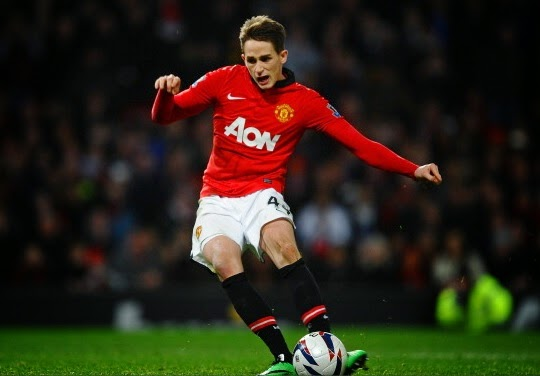 Time to say goodbye to Adnan Januzaj as van Gaal plans a loan move