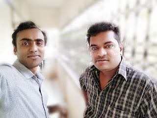 Sajal Mondal and Mostafa Jaman Russell