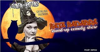 Stand Up Comedy KATAKADABRA x La Cata con Botas