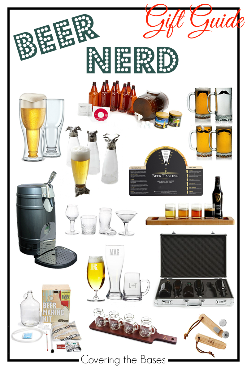 Gift Guide, what to get a beer lover