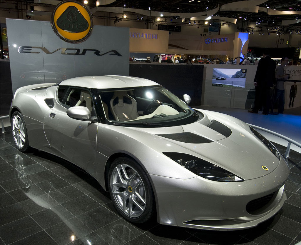 World Of Cars: lotus evora Images - 1