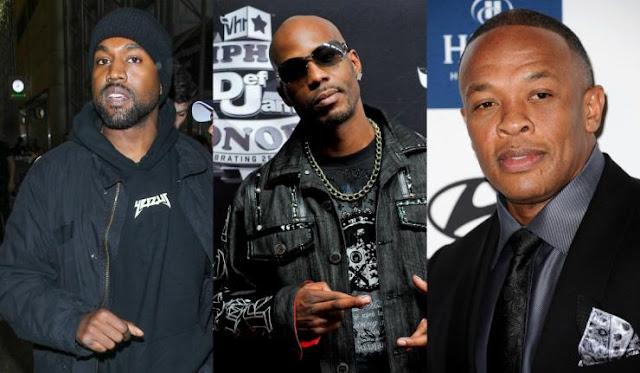 Novo album do DMX, vai ter participação de Dr. Dre e Kanye West