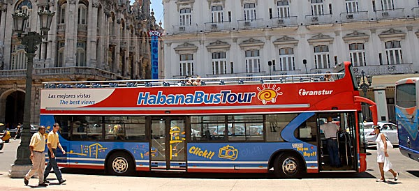 Habana Bus Tour