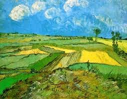 famous painter Vincent Van Gogh