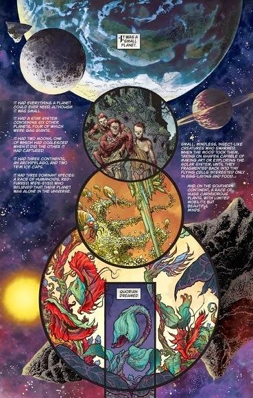 """Cómic: review de """"SANDMAN Obertura"""" #1 [ECC Ediciones]."""
