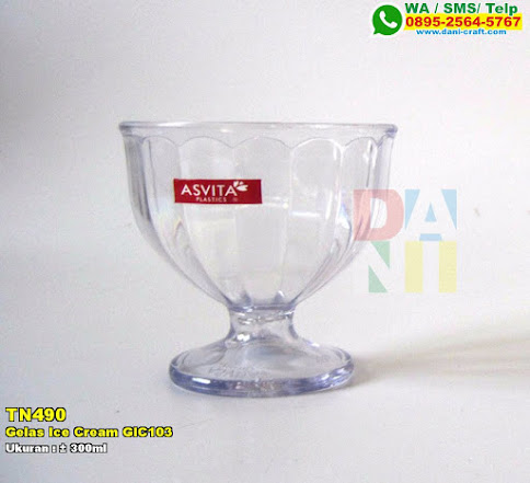 Gelas Ice Cream GIC103