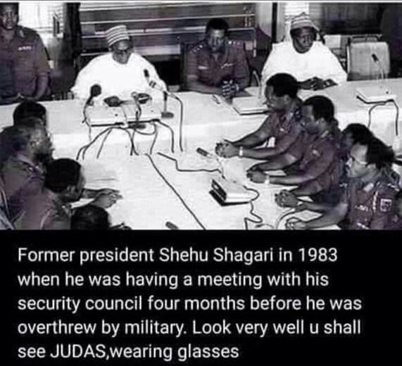 My father forgave Buhari before his death - Bala Shagari