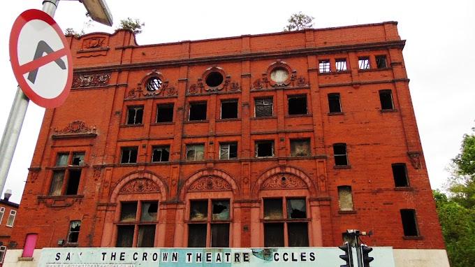 Crown Theatre Eccles