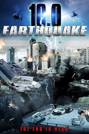 Poster 10.0 Earthquake 2014