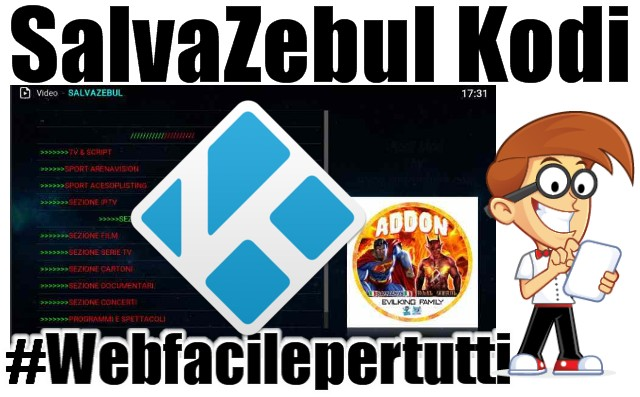 SalvaZebul Kodi Add-on