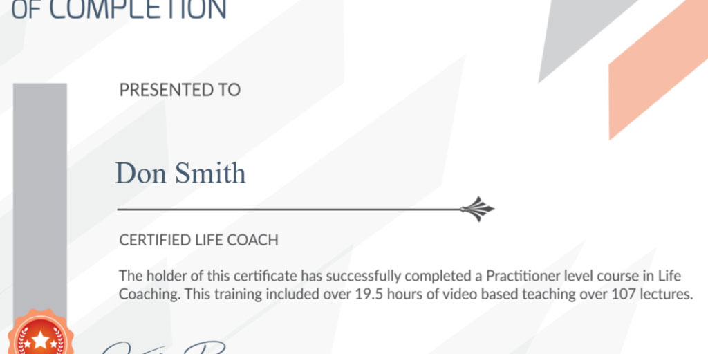life coaching certification course review: becoming a certified life ...