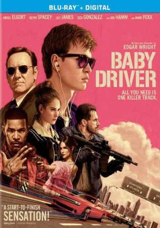 Baby Driver 2017 BluRay 1GB Full English Movie Download 720p ESub Watch Online Free bolly4u