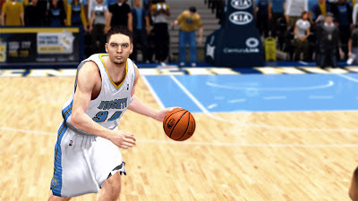 NBA 2K13 Evan Fournier 2K Face Patch