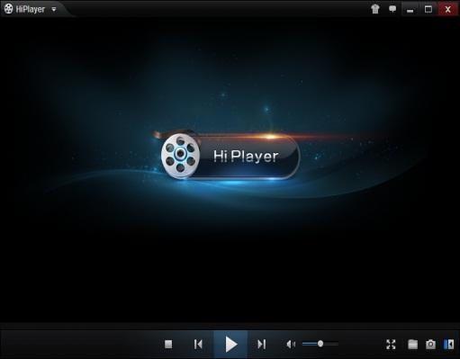 برنامج هاي بلير Hi Player لتشغيل الصوتيات والفيديو
