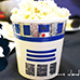 Star Wars Party R2D2 Popcorn Holder DIY Crafts