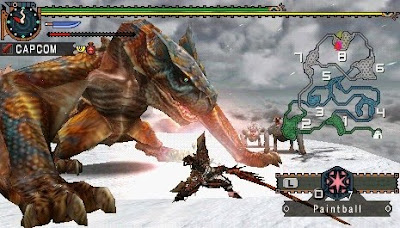 Download Monster Hunter Freedom Unite PPSSPP Iso Terbaru For Android