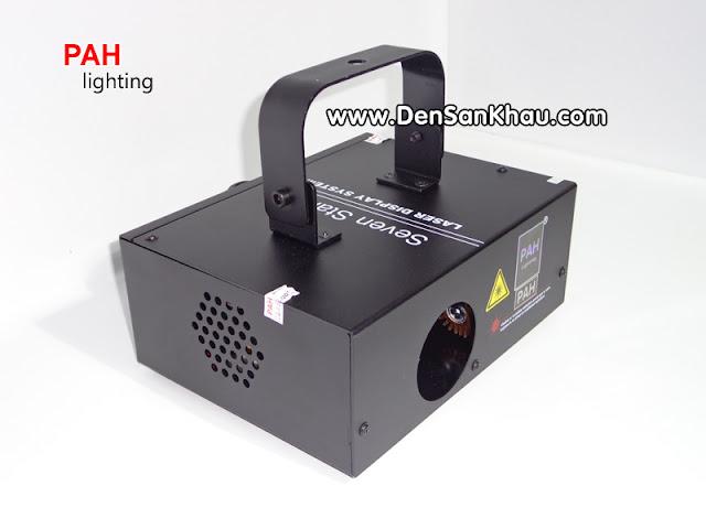 Đèn laser xanh mini