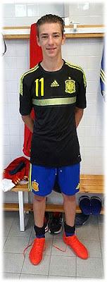 Selección española sub16 de fútbol Aranjuez