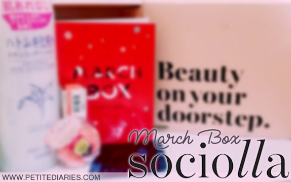 unboxing sociolla box shopping experience