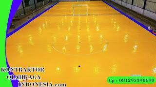 Jember Harga Pembuatan Lapangan Futsal Murah Bagus Profesional