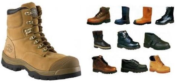 Pilih Jenis dan Harga Sepatu Safety Sesuai Lingkungan Kerja Anda