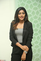 Actress Eesha Looks gorgeous in Blazer and T Shirt at Ami Tumi success meet ~  Exclusive 082.JPG