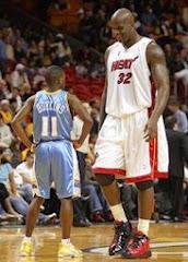 NBA shaquille o'neal protiv boykins