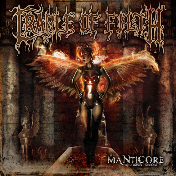 "Cradle Of Filth - ""The Manticore and Other Horrors"""