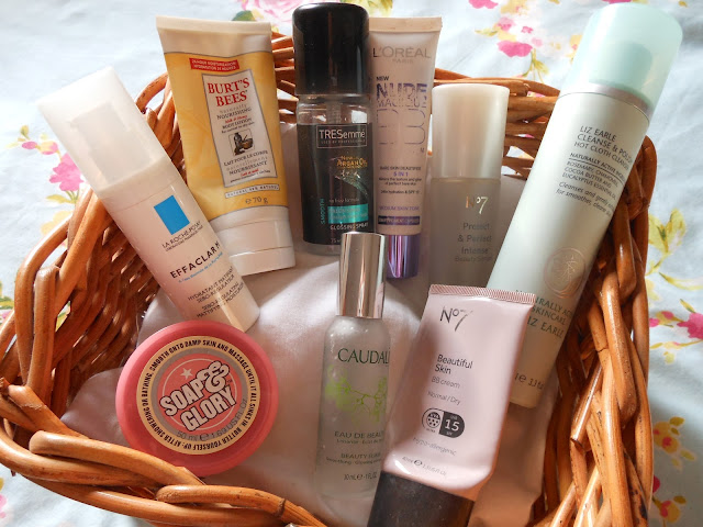 Beauty Blogger Products I've Used Up Empties
