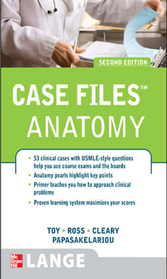Case Files Anatomy 2nd Edition [PDF]