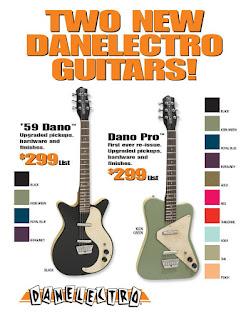 danelectro 59 и pro