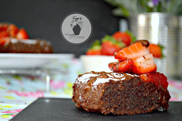 Tarta de Chocolate fitnes