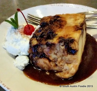 Liberty Kitchen bread pudding