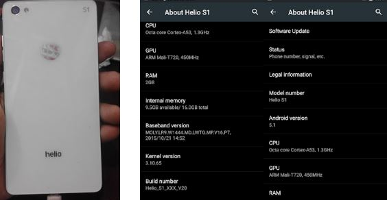 Symphony Helio S1 Stock Rom Flash File MT6735_5 1 Dead