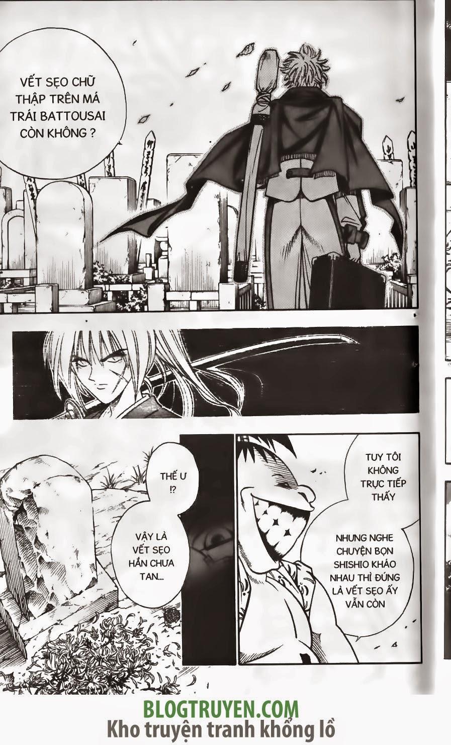 Rurouni Kenshin chap 152 trang 17
