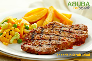 tenderloin steak lokal