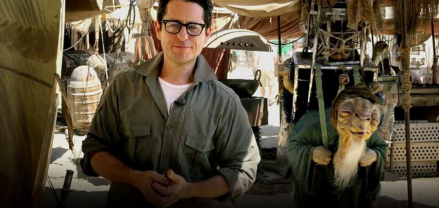 J.J. Abrams Lansează Primul Clip Video De Pe Platourile De Filmare STAR WARS: EPISODE VII