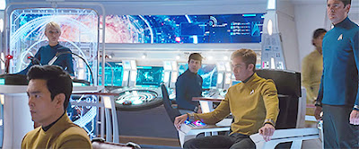DVD & Blu-ray Release Report, Star Trek Beyond, Ralph Tribbey