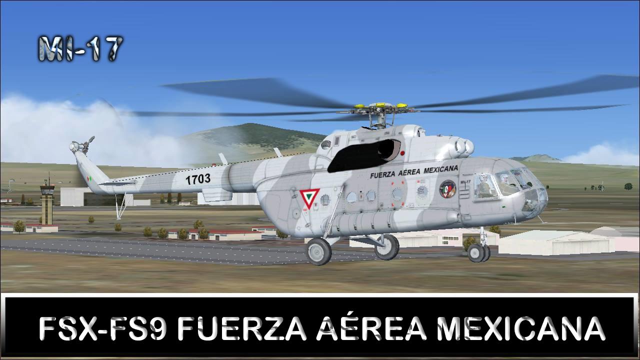 El Helicoptero Mil Mi-17 en México - Página 29 MI-17