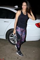 Kiara Advani Black Tank Top Tight leggings Tu Cheez Badi Hai Mast Mast~  Exclusive 57.JPG