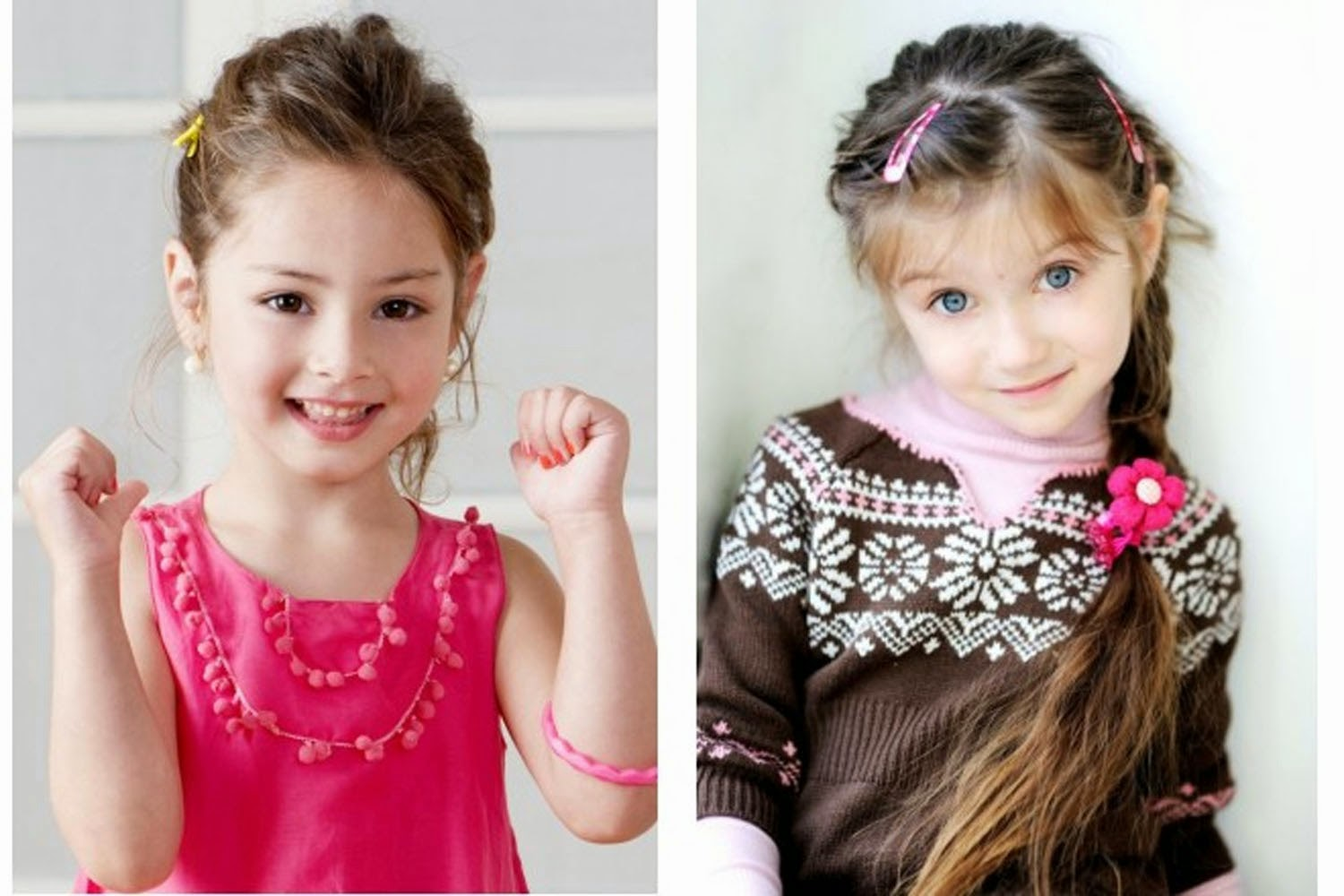 Kids New 2014 Hairstyles  Latest Hairstyles For Kids Girls