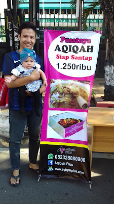 gambar aqiqah bayi