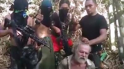 Brutal Ejecución en Filipinas